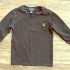 Black Polo Thermal 4T